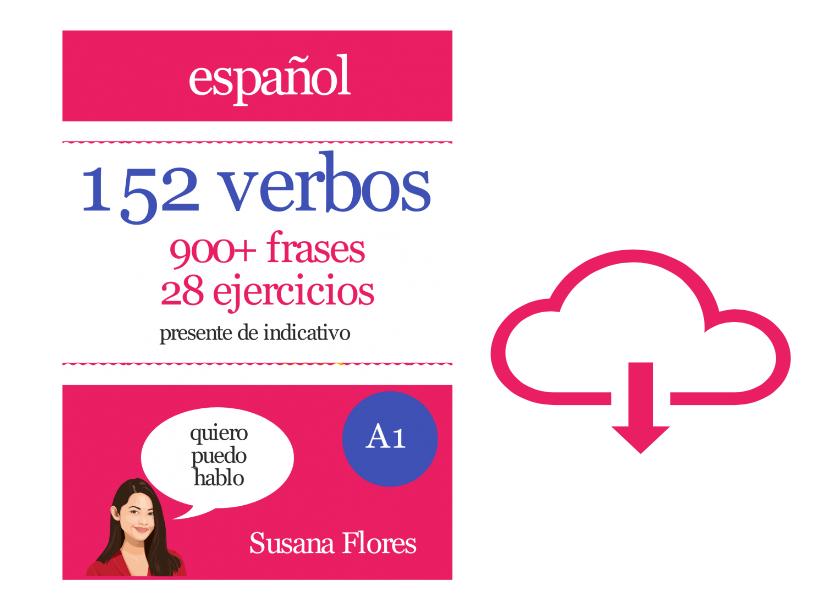 ejercicios verbos irregulares en español