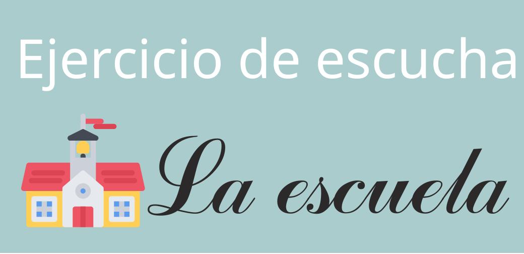 🏫 Textos para aprender español – la escuela 🏫