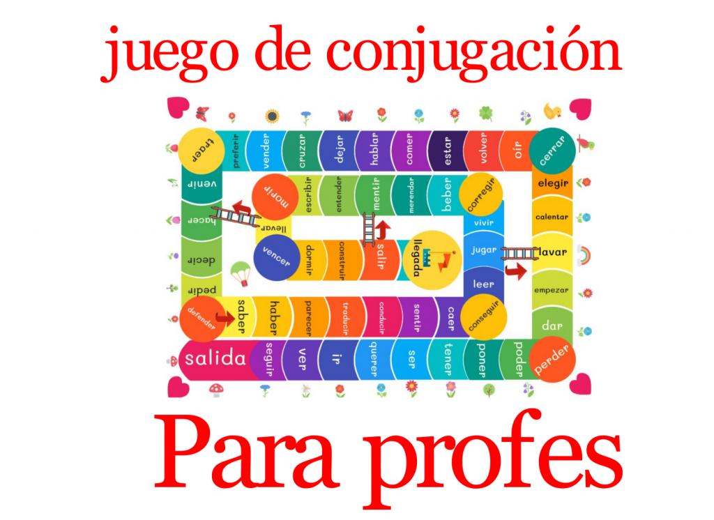 juego para clases de español
