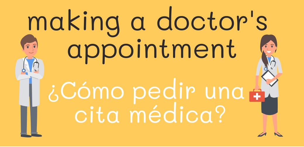 ¿Cómo pedir una cita medica?