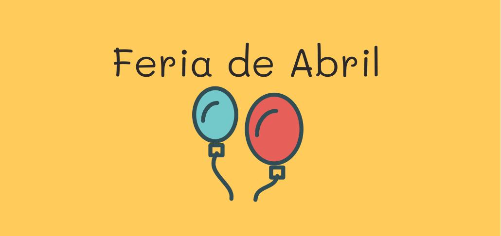 feria de abril, ejercicio para aprender español