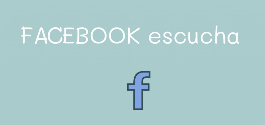 facebook escucha - un ejercicio para aprender espanol
