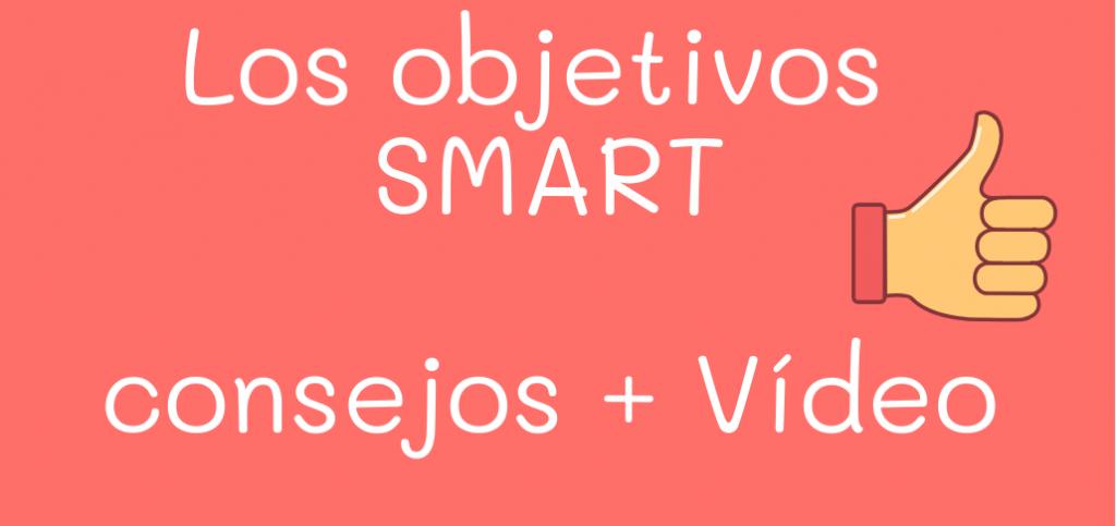 Los objetivos SMART - actividad interactiva
