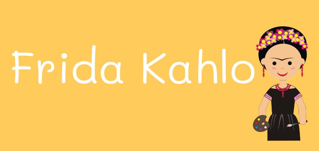 Frida Kahlo ejercicios