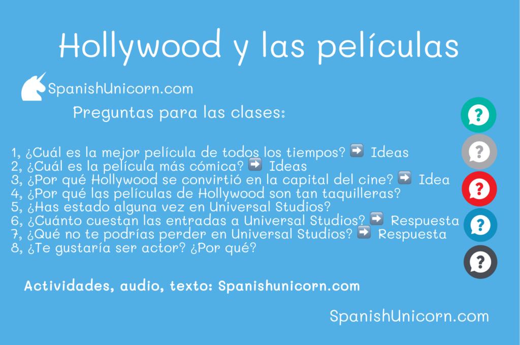 Hollywood y las películas