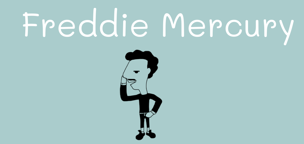 Freddie Mercury - indefinido